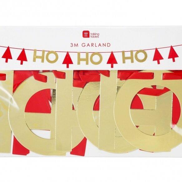 Ho Ho Ho Garland