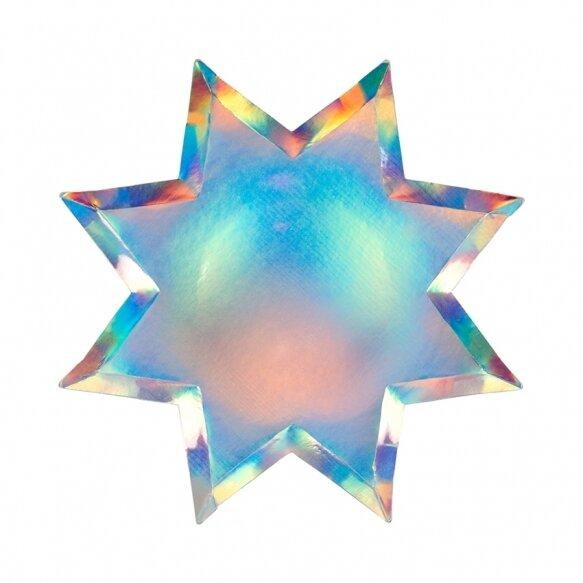 8 Shining Star Plates
