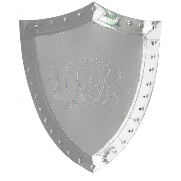 8 Shield Plates