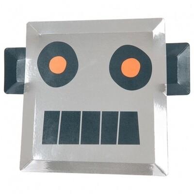 8 Robot Plates