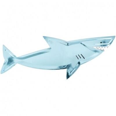 4 Shark Platters