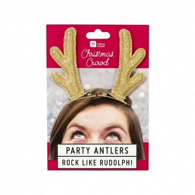 Christmas Entertainment Clip-on Antlers