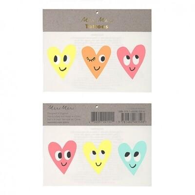 Happy Heart Tattoos