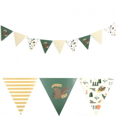 Squirrel Banner