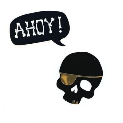 2 Skull Tattoos