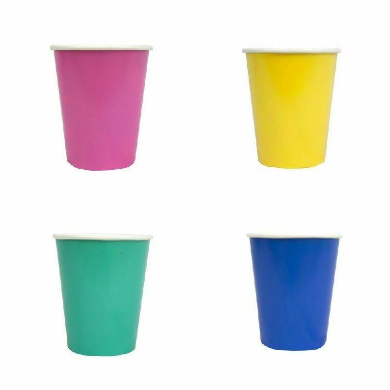 12 Bright Cups