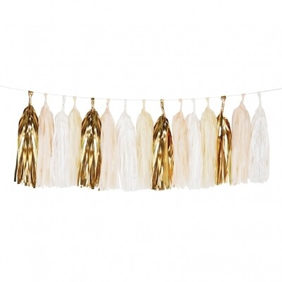 Tassel garland kit - Powder