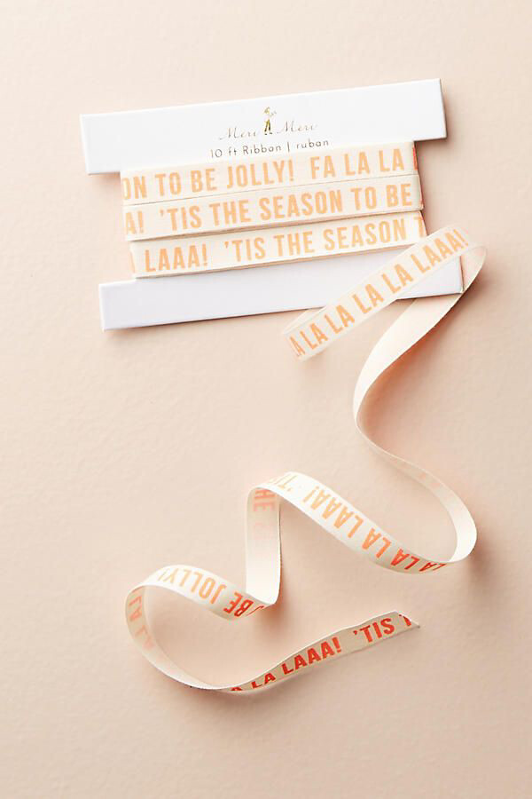 Fa La La Gift Ribbon