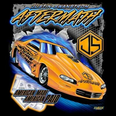 Street Outlaws No Prep AFTERMATH T-Shirt