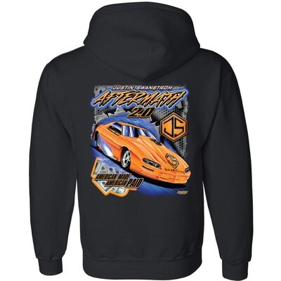 Street Outlaws No Prep AFTERMATH Hoody
