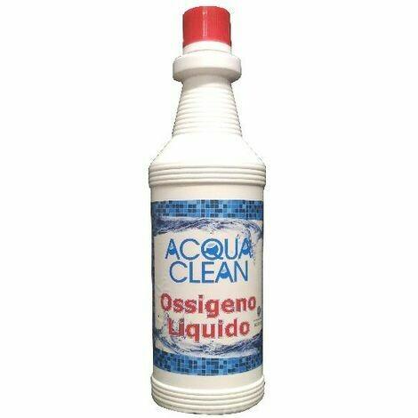 ACQUA CLEAN ossigeno liquido