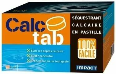 CALC TAB- sequestrante per calcare in pastiglie