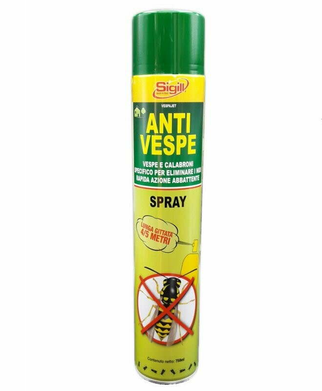 Insetticida spray Sigill
