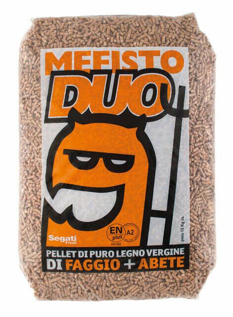 PELLET MEFISTO DUO