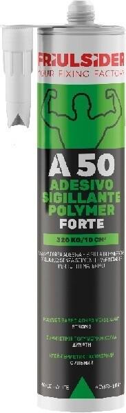 A 50 ADESIVO SIGILLANTE POLYMER FORTE