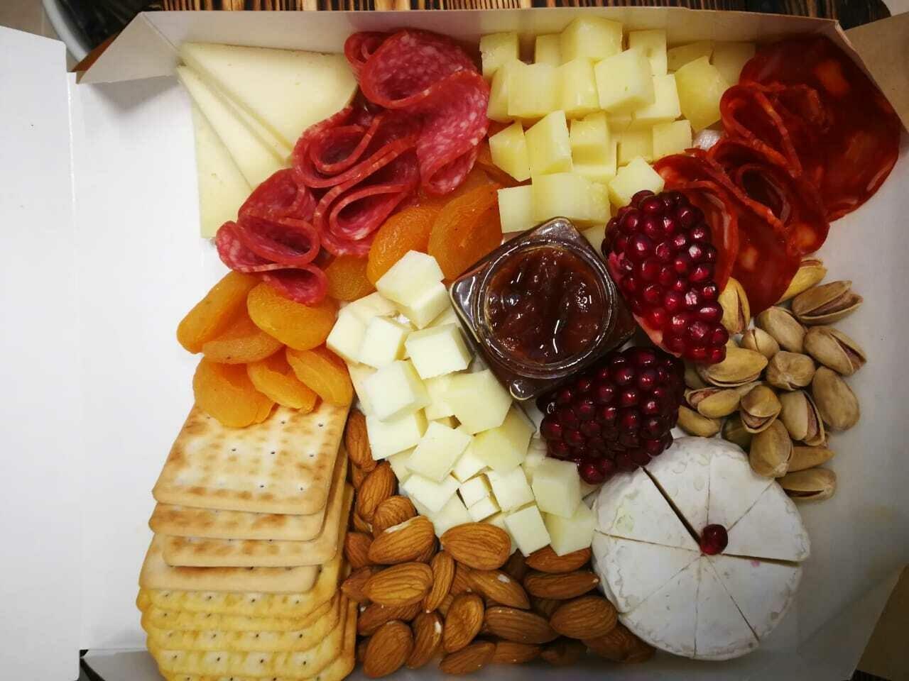 """"""" Чиз- бокс"""" / cheese box /"""