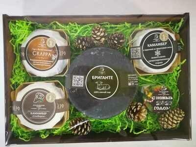 Подарочный набор в брендированной коробке