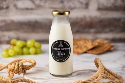 Овечье 100% молоко цельное, пастеризованное