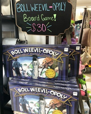 Boll-weevilopoly Game