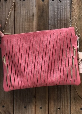 Purse Coral Crossbody