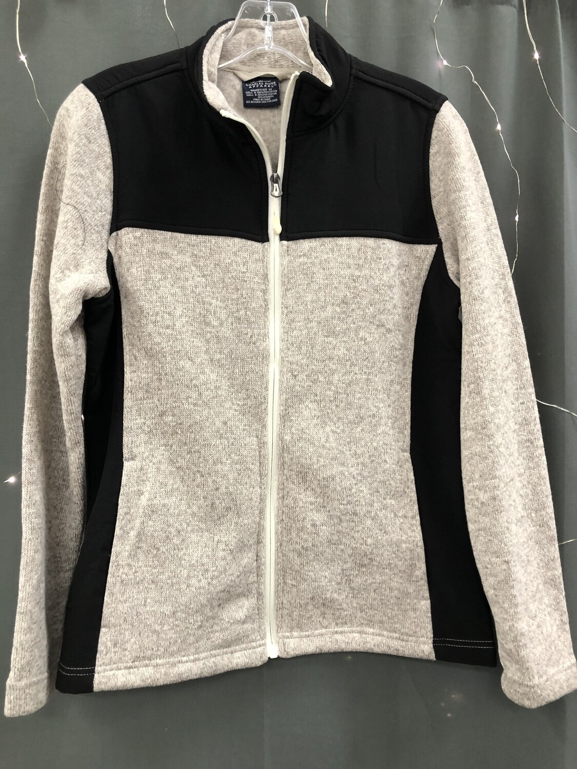Charles River Fleece Zip-Up
