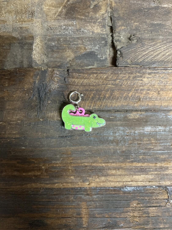 Charm Alligator