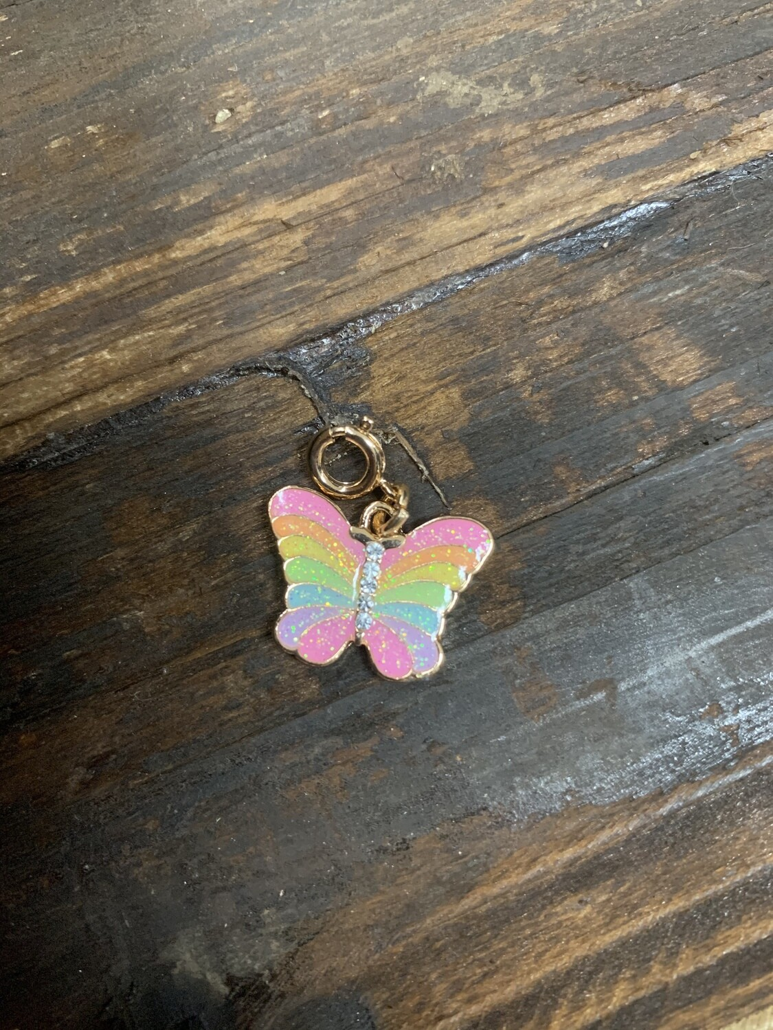 20b Charm Butterfly
