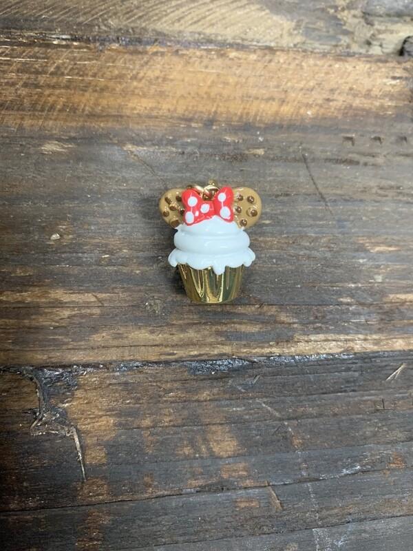 Charm Minnie Cupcake
