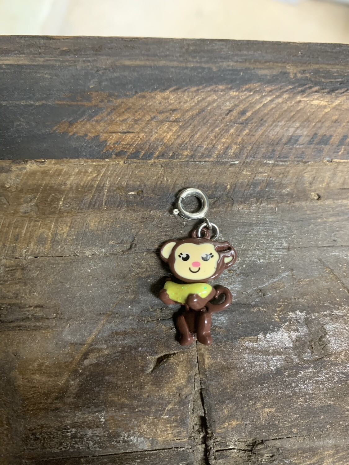 Charm Swivel Monkey