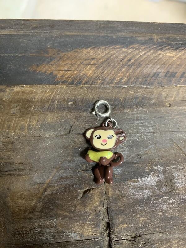 Charm Swivel Monkey