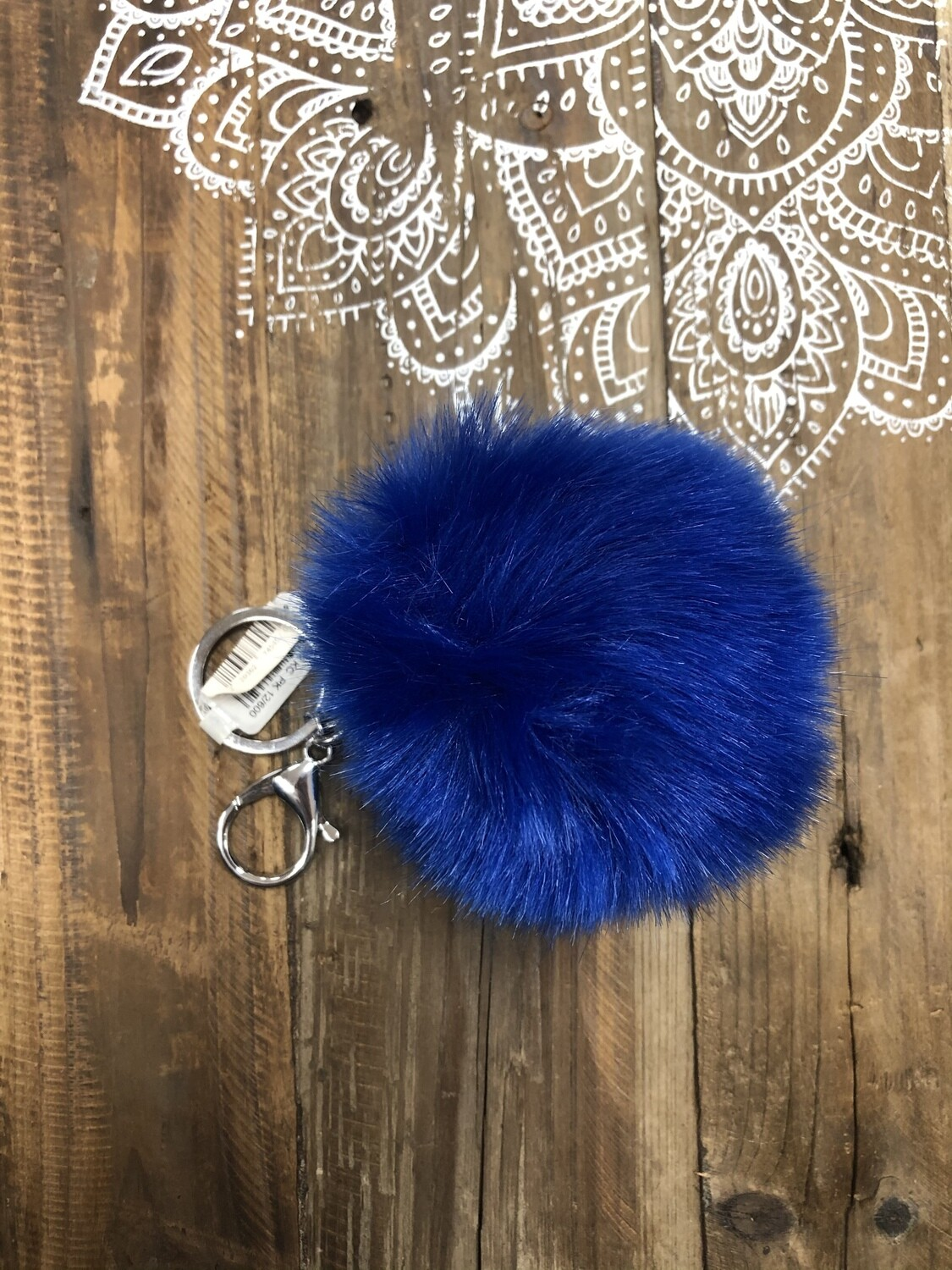 Small Puff Keychains