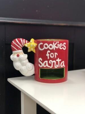 Cookies For Santa Mug