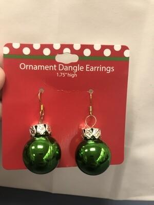 Ornament Dangle Earrings