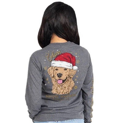 Simply Southern Long Sleeve Christmas