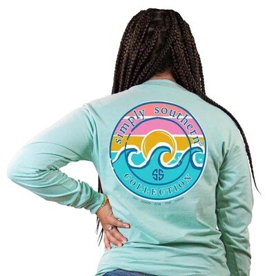 Simply Southern Long Sleeve Tees