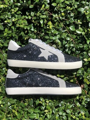 Black Star Sneakers