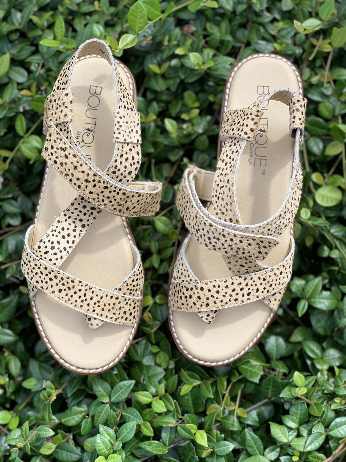 Shoes Corkys Oro