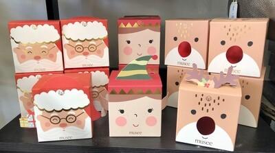 Musee Christmas Box Bathbombs