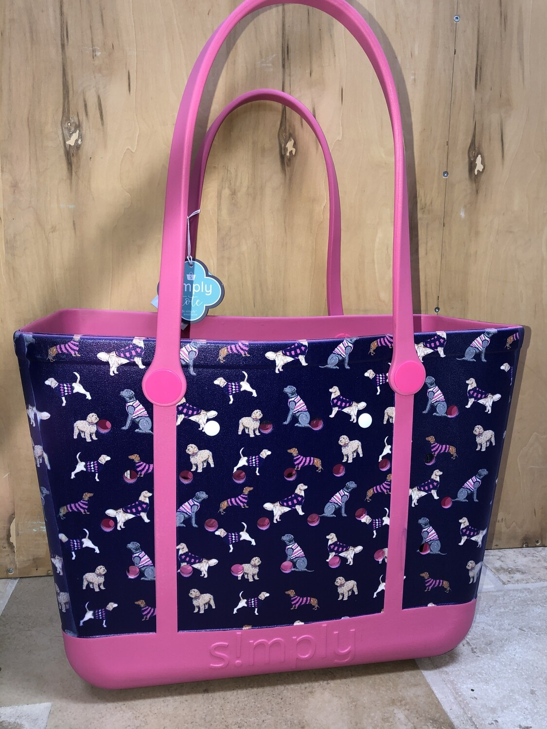 20 Lg Simply South Totes (Pattern)