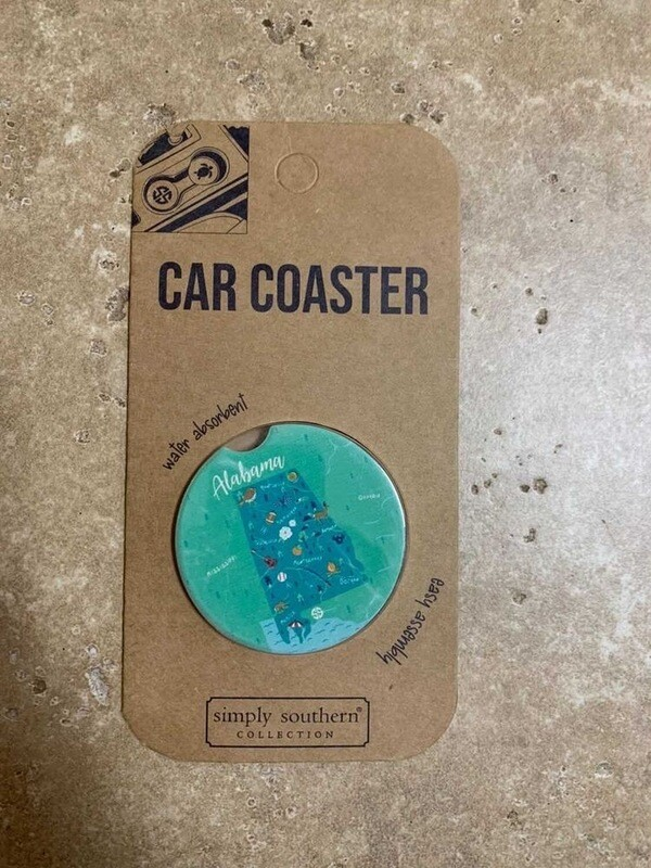 SS Car Coaster