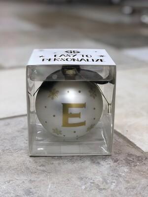 Initial Ornament E