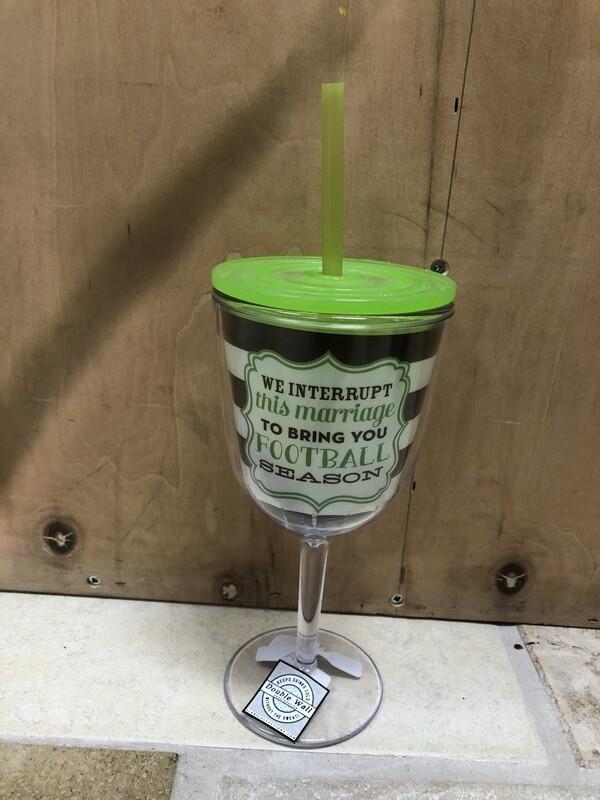 Interrupt Wine Cup Football