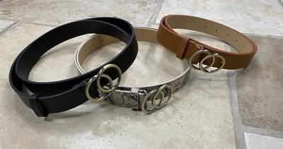 Belt, Dbl Ring