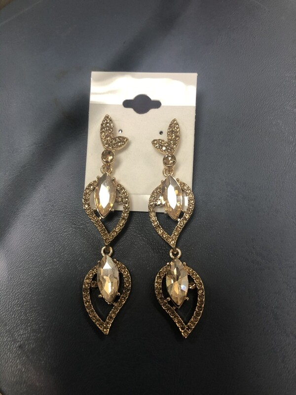 Topaz Formal Earrings