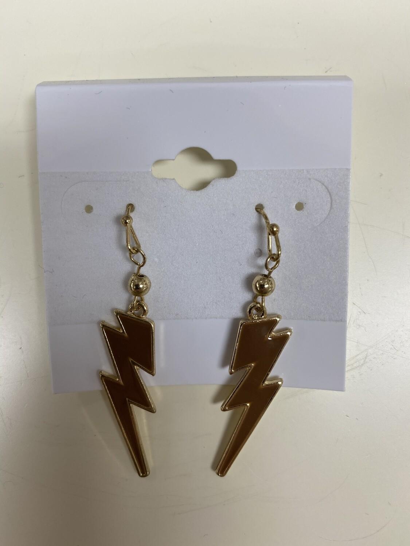 Sm Lightning Earrings
