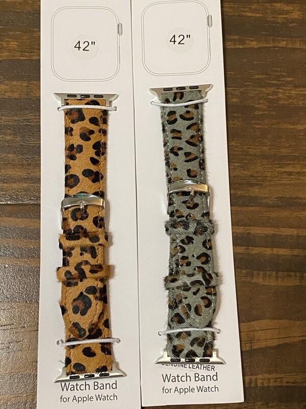 Apple Watchband Leopard
