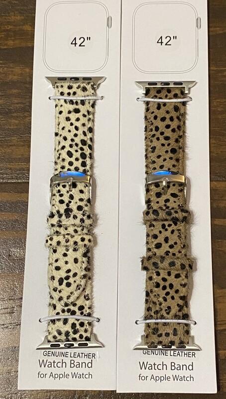 Apple Watchband Cheetah