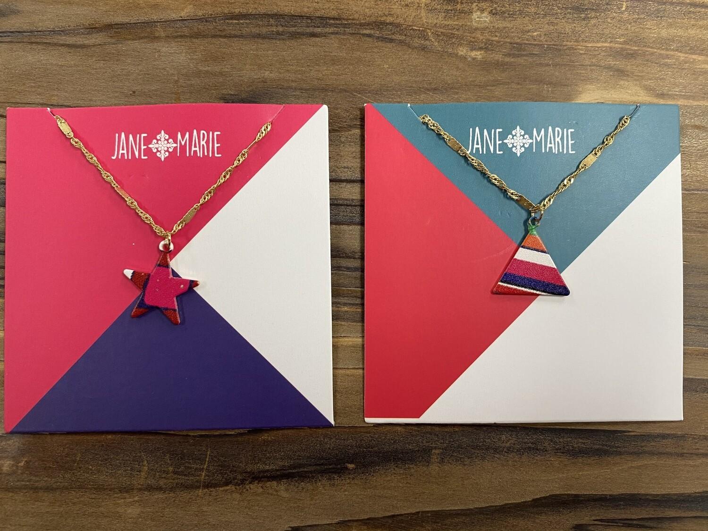 """JM Metal Necklace 16"""""""