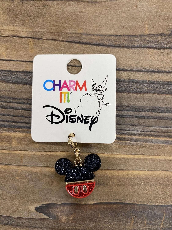 Charm It Glitter Mickey