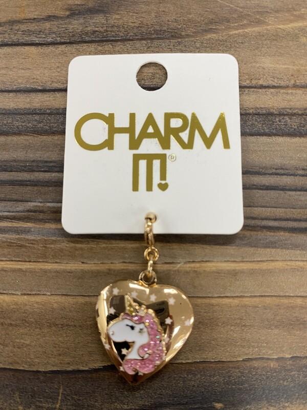 Charm It Unicorn Locket